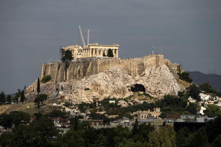 Image: Parthenon temple