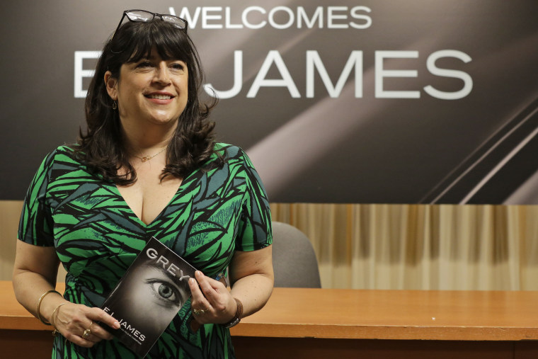 Image: File picture of author EL James