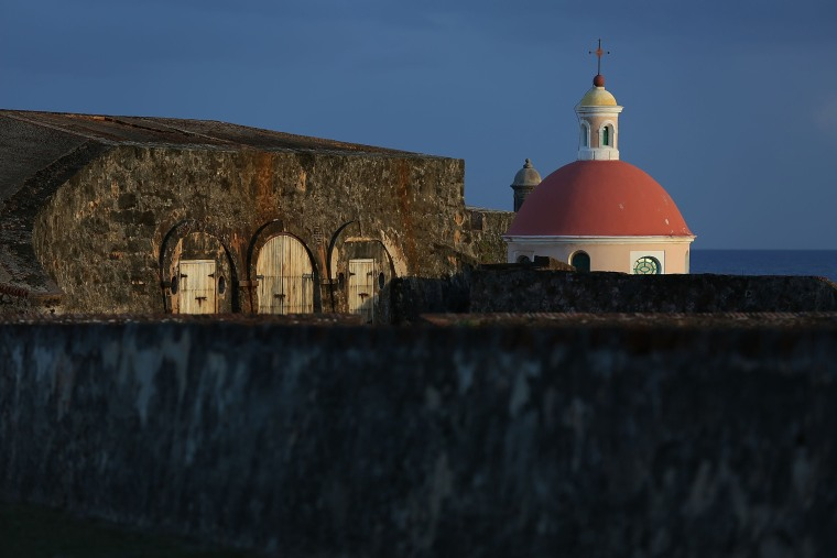 Image: Puerto Rico Teeters On Edge Of Massive Default