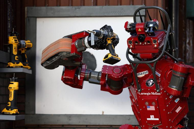 Image: DARPA Robotics Challenge