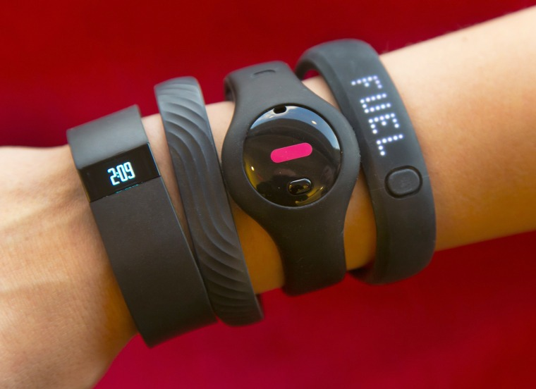 My Fitness Band Is Making Me Fat Users Plain Of Weight Gain With