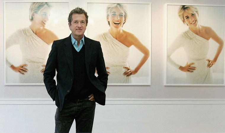 "Press View For ""Diana, Princess Of Wales By Mario Testino"""