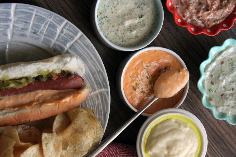 Bacon and blue cheese mayo! 5 ways to upgrade your mayonnaise