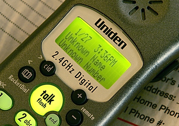 TELEMARKETER CALLER ID LAW