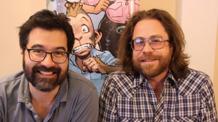 "Meet the Creative Team Behind ""ABC Disgusting"""