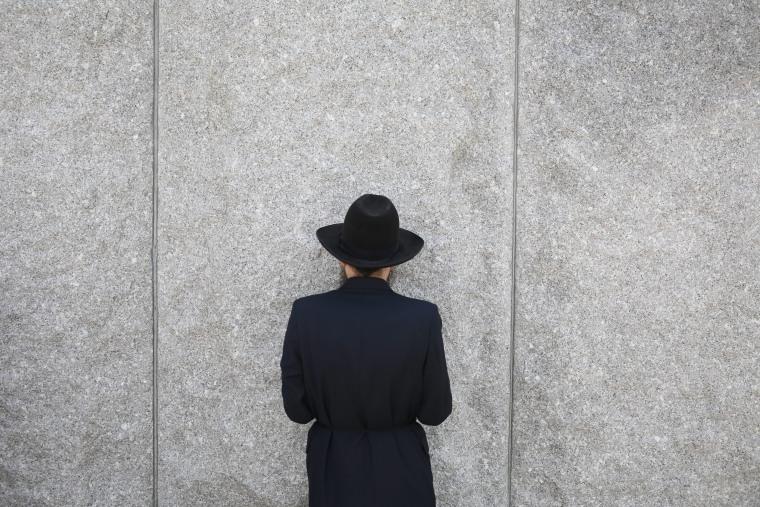 Image: 21st anniversary of death of Rabbi Menachem Mendel Schneerson