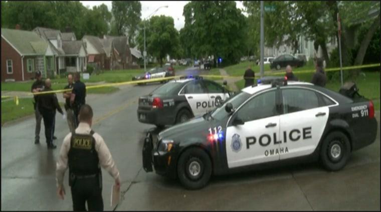 Image: Officer Kerrie Orozco Crime Scene