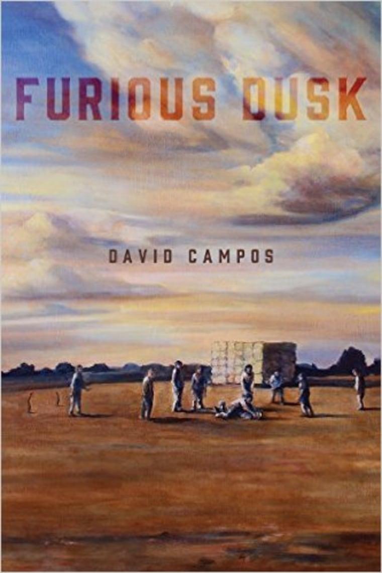 Furious Dusk by David Campos