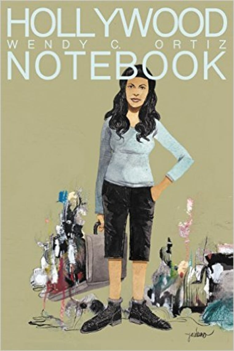 Hollywood Notebook by Wendy C. Ortiz