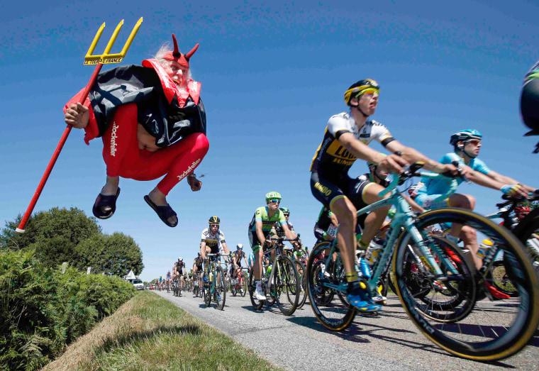 Image: 102nd Tour de France