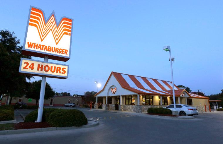 Image: Restaurant chain Whataburger