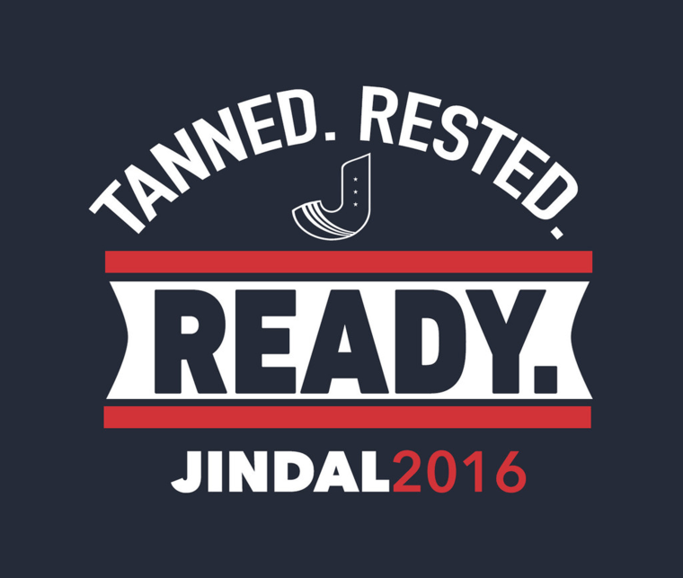 Limited Edition: Tanned, Rested, Ready T-Shirt