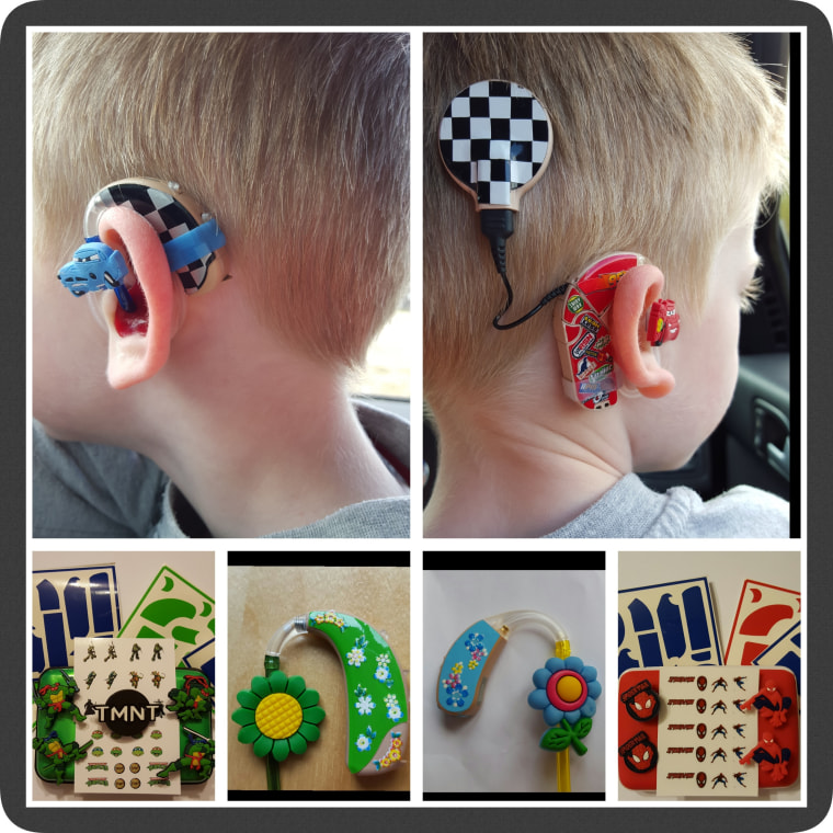 """""""We hope that Lugs can help your child to love their device and wear them with pride,"""" reads a section of the Lugs website, MyLugs.com."""