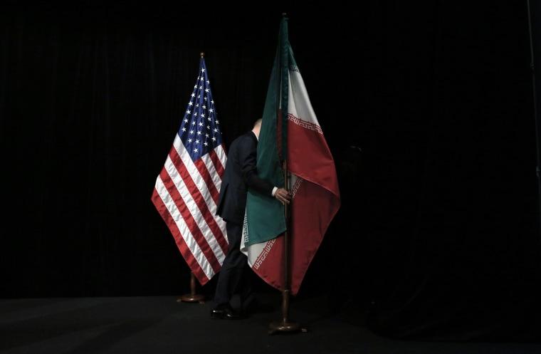 Image: TOPSHOTS-AUSTRIA-IRAN-EU-US-CHINA-NUCLEAR-POLITICS