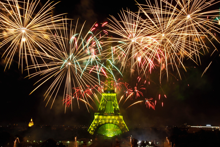 Image: Bastille Day Celebration