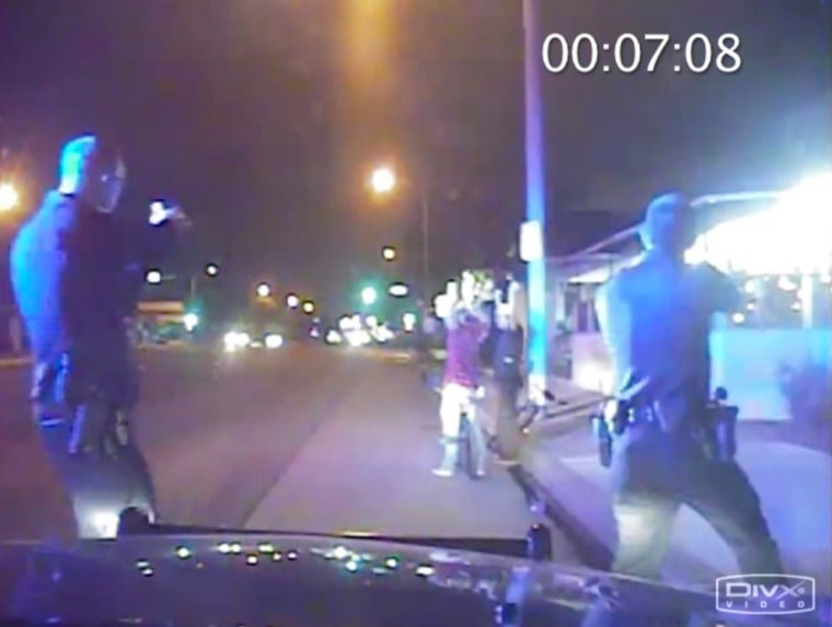 IMAGE: Gardena police shooting