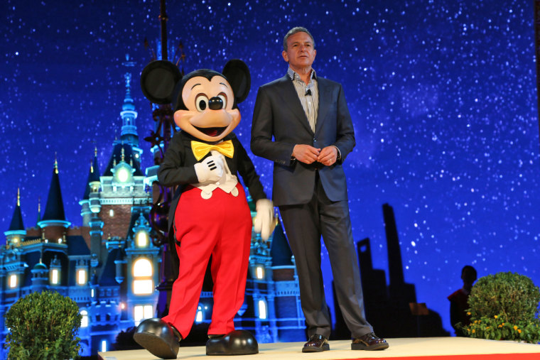 Image: Shanghai Disney Resort Unveils Six Themed Parks On Wednesday