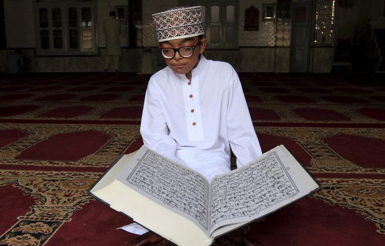 Image: Rituals of Ramadan