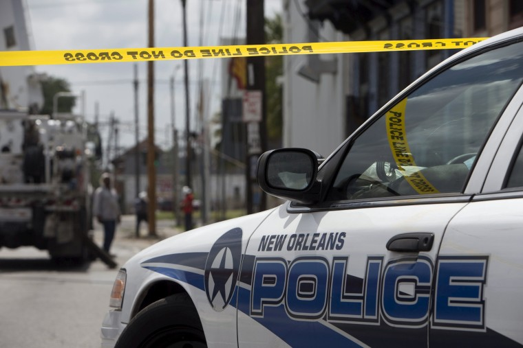 Image: New Orleans police