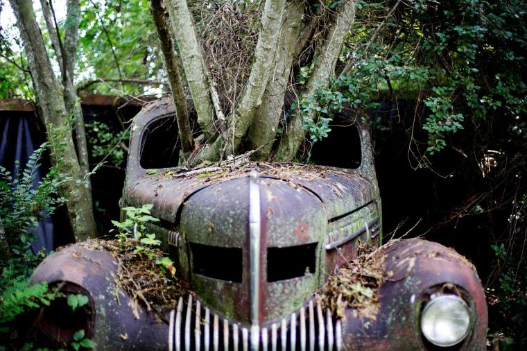 Image: Old Car City