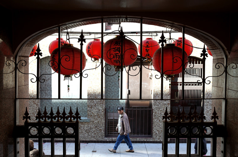 Image: San Francisco's Chinatown Celebrates The Year Of The Rabbit