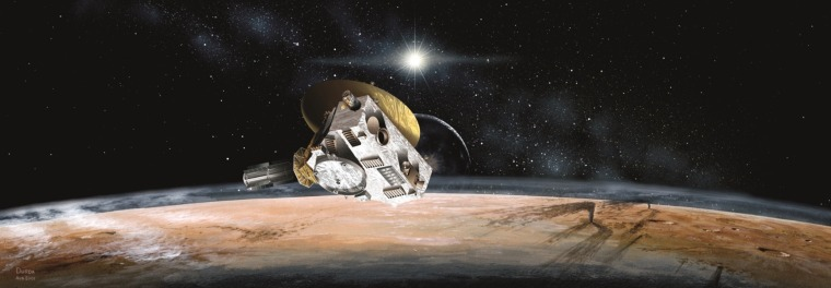 Image: New Horizons at Pluto