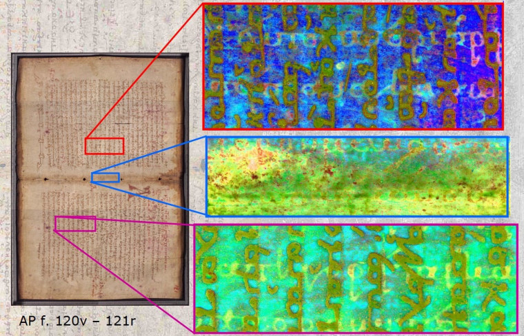 Multispectral Imaging: New Technology Resurrects Centuries-Old Texts