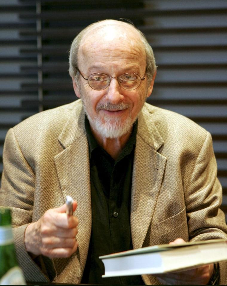 Image: E.L. Doctorow in 2007