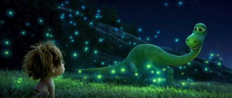 "A scene from ""The Good Dinosaur"""