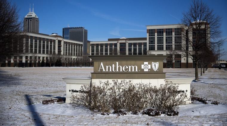 Image: Anthem facility in Indianapolis, Indiana