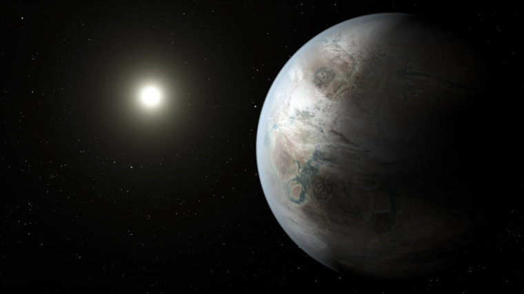 Will Human Beings Ever Reach 'Earth 2.0'?