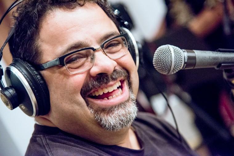 Image: Arturo Abdala Recording