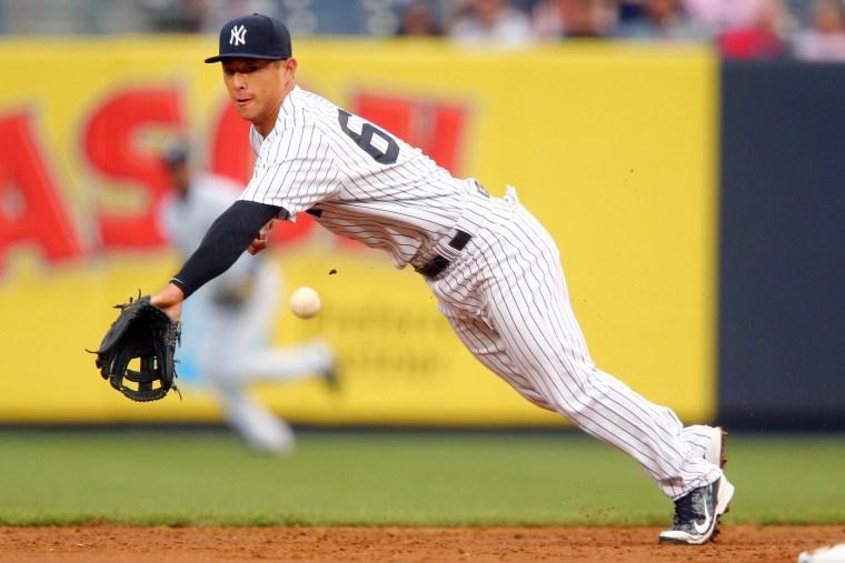 Image: MLB: Seattle Mariners at New York Yankees