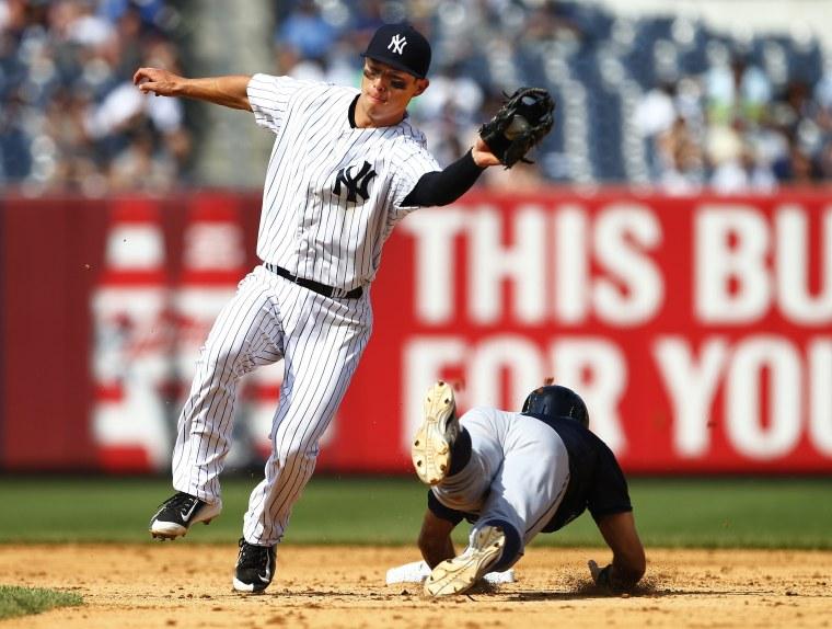 Image: Seattle Mariners v New York Yankees