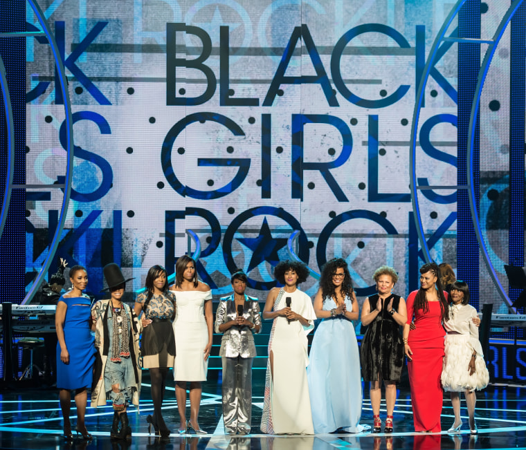 2015 Black Girls Rock! - Show