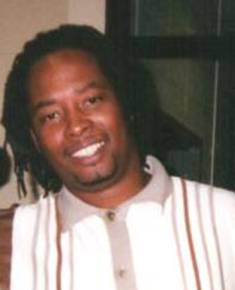 Samuel Dubose is seen in a family photo distributed by attorney Mark O'Mara