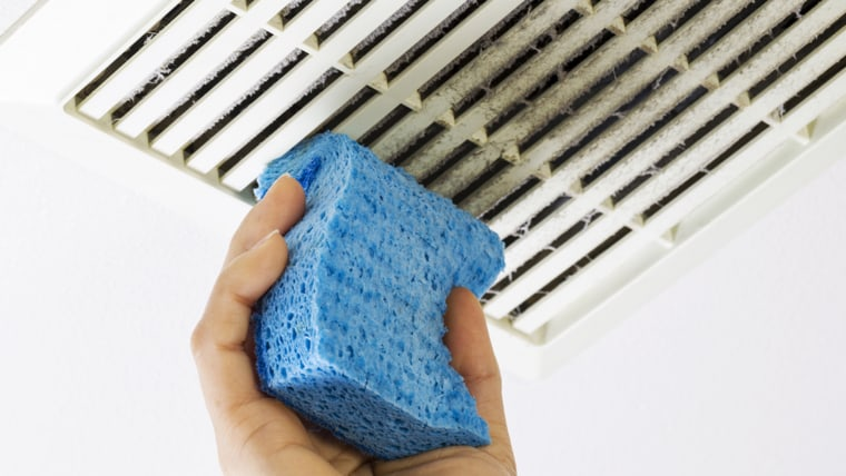 How to clean vent covers