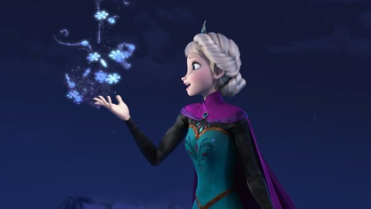 Image: Elsa the Snow Queen