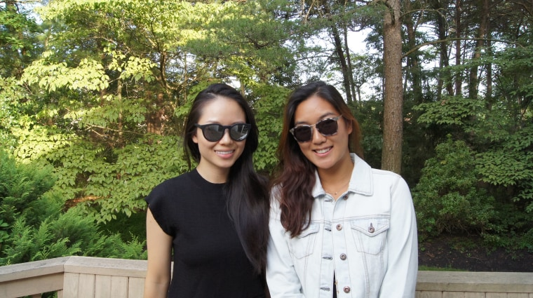 Shin and Wang started Covry Sunwear in order to create a better pair of sunglasses to fit a diverse array of faces.