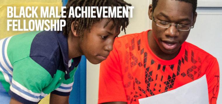 Echoing Green: Black Male Achievement Fellowship