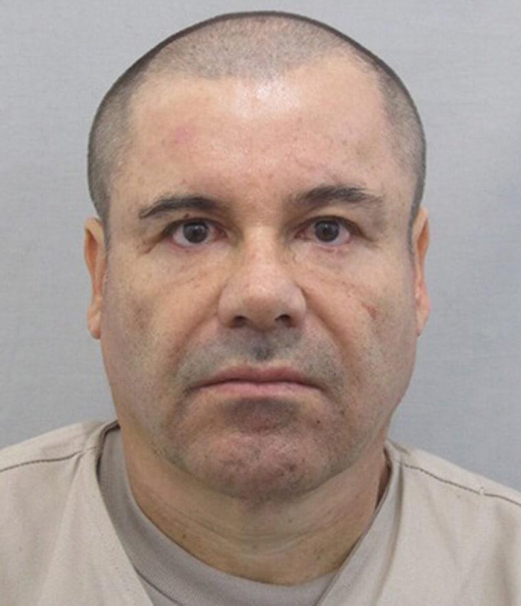 Image: Joaquin 'El Chapo' Guzmán