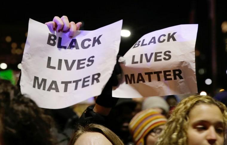 Image: BlackLivesMatter