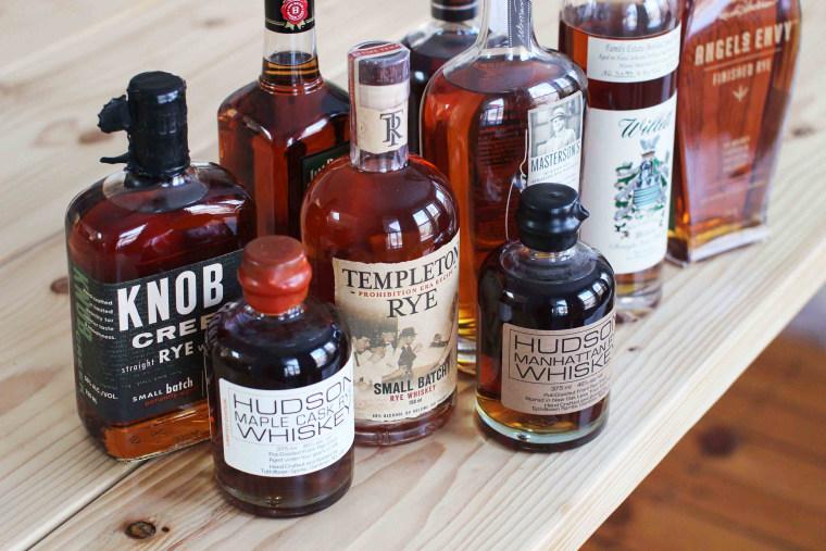 Image: Rye Whiskey