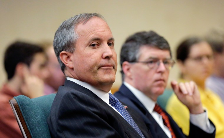 Image: Texas Attorney General Ken Paxton