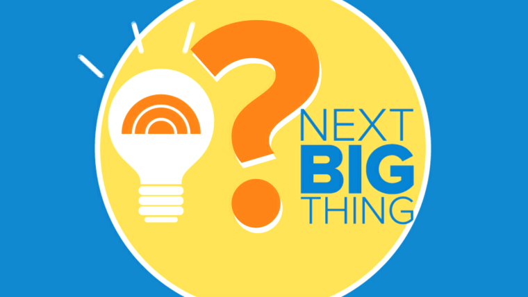 """QVC and TODAY partner to see if you have an idea for the """"Next BIG Thing"""""""