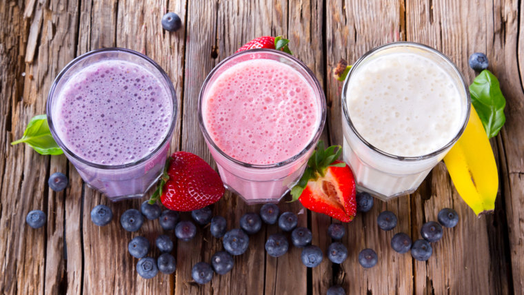 How to order a healthy smoothie (plus a great chocolate smoothie recipe)