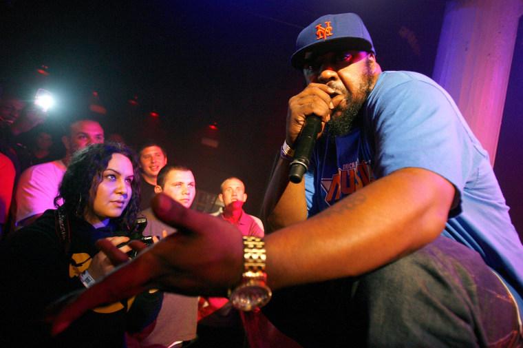 Image: Rapper Sean Price
