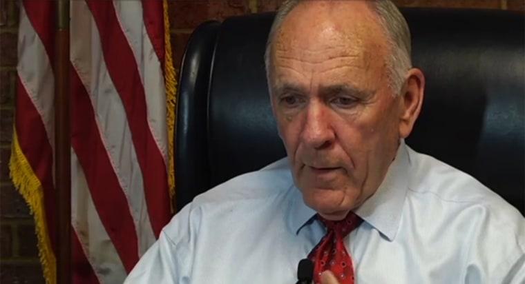 Image: Mayor Larry Barton