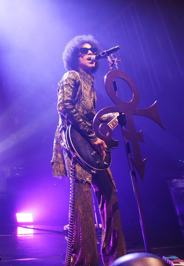 "Prince & 3RDEYEGIRL \""HitnRun\"" Tour - Detroit"