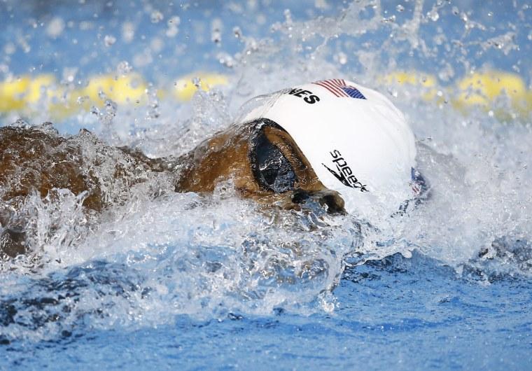 Image: Pan Am Games: Swimming
